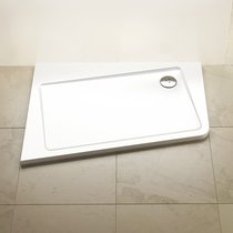 Asymetric Pro 10° shower tray
