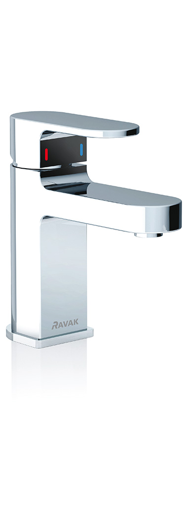 Features of the RAVAK water taps