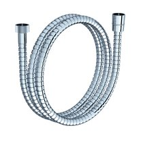 Single-lock shower hose