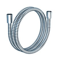 Shower hose made of durable plastic
