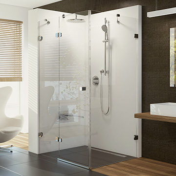 Brilliant Shower Enclosures and Shower Doors