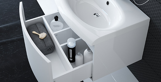 RAVAK Quality - Bathroom Furniture