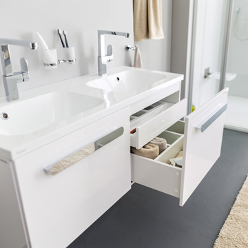 Furniture, Washbasins and WC