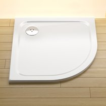 Elipso Pro Chrome Shower Tray
