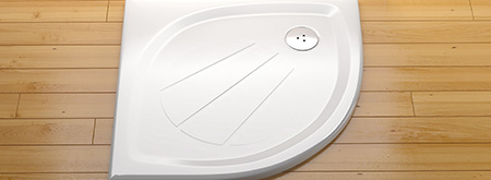 Galaxy Pro Shower Trays