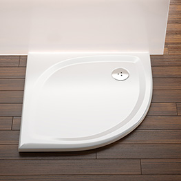 Galaxy Pro Flat Shower Trays