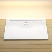 Gigant Pro Chrome Shower Tray