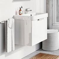 Bathroom furniture BeHappy