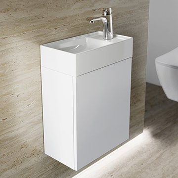 Veda bathroom furniture