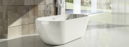 Free standing Bathtubs