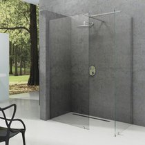 Walk-In Shower Enclosure, model Double Wall